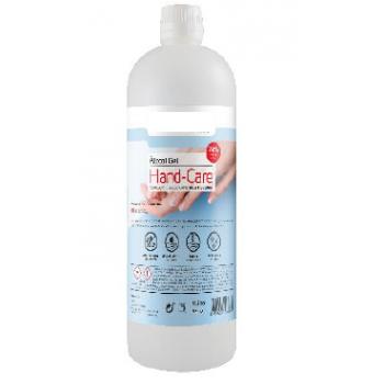 Alcool Gel - Hand Care 1Lt