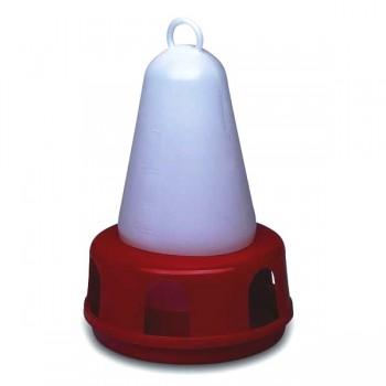 Bebedouro Plástico 3 Lts + Protecção