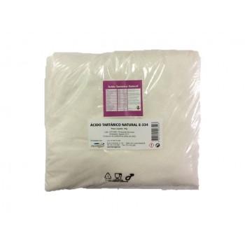 Ácido Tartárico - 1000 gr