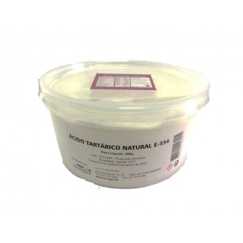 Ácido Tartárico - 500 gr