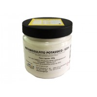 Metabissulfito - 250grs