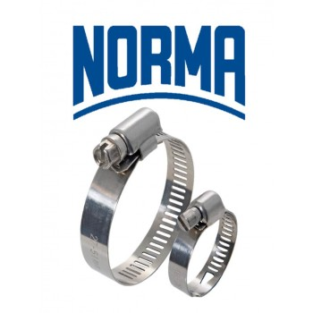 "Abraçadeira NORMA INOX 70-90 (3"")"