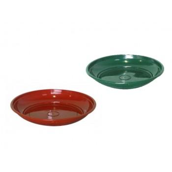 Prato P/ Vaso Plástico 25 cm