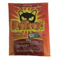 RATRAX PELLETS - (AZUL) 200 grs