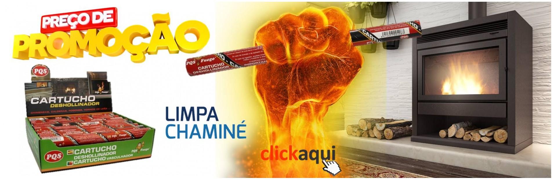 LIMPA CHAMINE