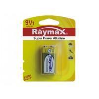 Pilha RAYMAX LR61 - 9V