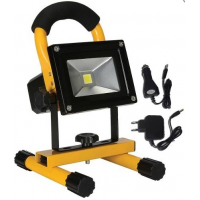 Projector LED 10w Recarregável