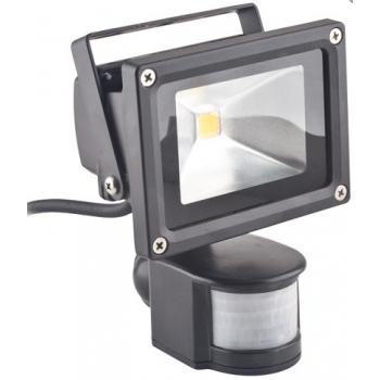 Projector LED 10w c/Sensor