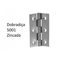 "Dobradiça 5001 x 3/4"" Zinc"