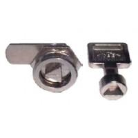 Fechadura Chave Triangular - 704E
