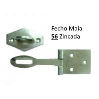 Fecho P/ Mala Znc 56 - 70 mm