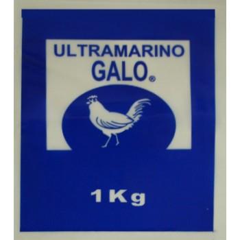 Pó de Marcação (Azul Galo Ultramarino) - 1 Kg