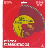 Disco Diamantado COMBI 115 mm - Turbo