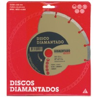 Disco Diamantado COMBI 115 mm - Segm.