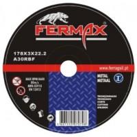Disco Corte Ferro 178 x 3.0mm
