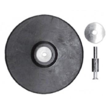Flange Borracha P/ Berbequim 115 mm - 118.06