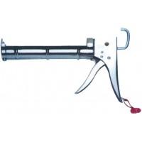 Pistola Silicone Cromada 117