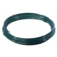 Arame Plastificado Verde
