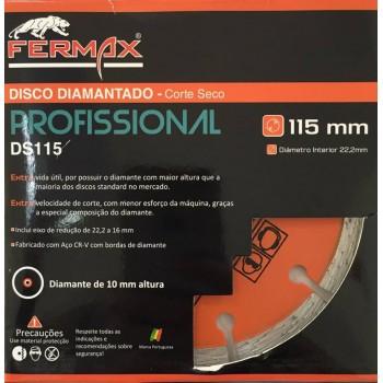 Disco Diamantado FERMAX 115 mm - Segm.