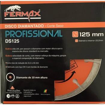 Disco Diamantado FERMAX 125 mm - Segm.