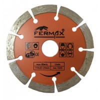 Disco Diamantado FERMAX 115 mm - Segm.