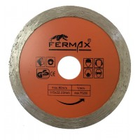 Disco Diamantado FERMAX 115 mm - Turbo
