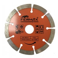 Disco Diamantado FERMAX 125 mm - Segm.