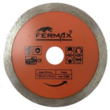 Disco Diamantado FERMAX 125 mm - Turbo