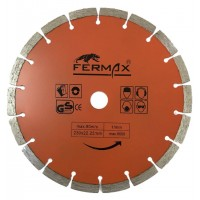 Disco Diamantado FERMAX 230 mm - Segm.