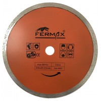 Disco Diamantado FERMAX 230 mm - Turbo