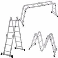 Escadas Aluminio Multiusos 3D