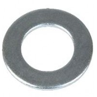 Anilha Chapa Znc (125-A) 6 mm