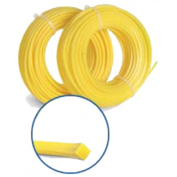 Fio Nylon Quinado MR 3.3 mm x 15 Mts