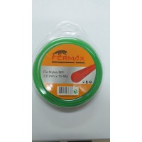 Fio Nylon Redondo MR 3.0 mm x 15 Mts