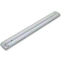 ARMADURA DUPLA P/LAMPADA LED 120CM