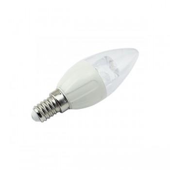 Lâmpada E14 C35 LED