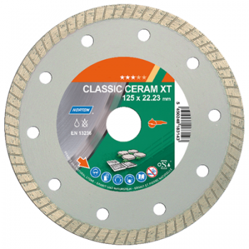 Disco Diamantado COMBI 115 mm - Continuo (KCC-103)