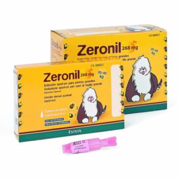 ZERONIL - Pipeta Cão 20-40 kg (Cx30)