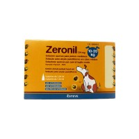 ZERONIL - Pipeta Cão 10-20 kg (Cx30)
