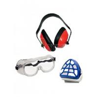 Cj. Óculos + Máscara + Ausc. (3pçs) - 600102