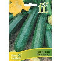 Courgete Black Beauty - 10 gr