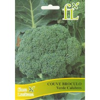 Couve Broculo Verde Calabres - 10 gr