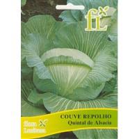 Couve Repolho Quintal de Alsacia - 10 gr