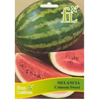 Melância Crimson Sweet - 10 gr