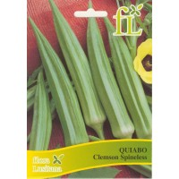 Quiabo Clemson Spineless - 10 gr