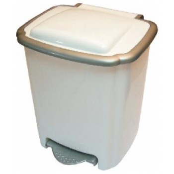 Balde Lixo com Pedal 10 Lts - 911B