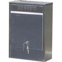 Caixa Correio INOX - 4