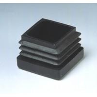 Pés de Plástico Quadrado - 20 mm