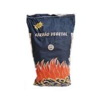 Carvão Vegetal para Churrasco - 5 Kg